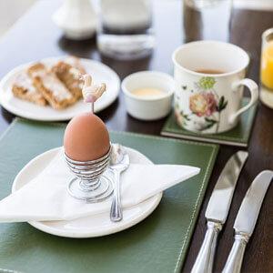 Egg and Tea